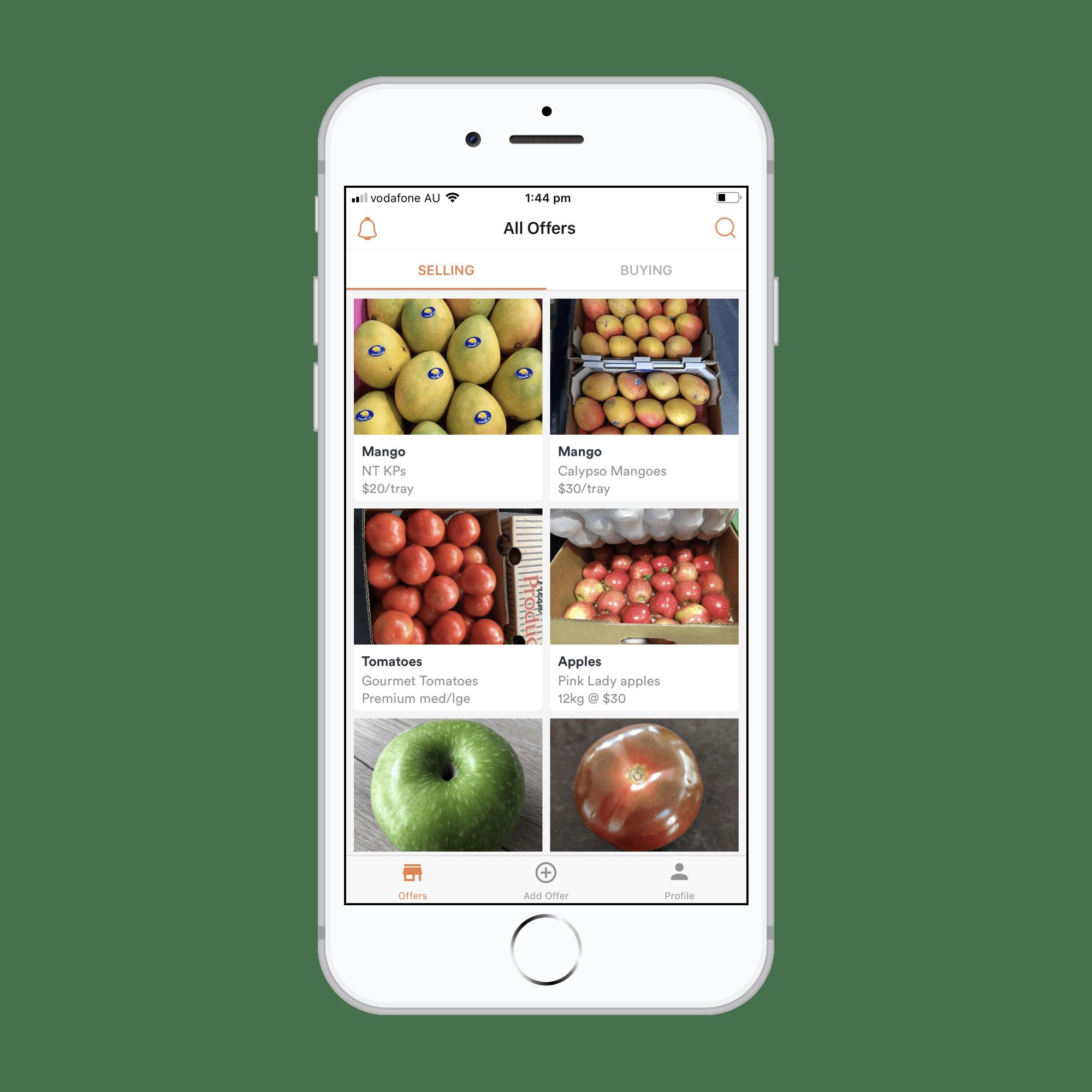 HiveXpress takes trading mobile.